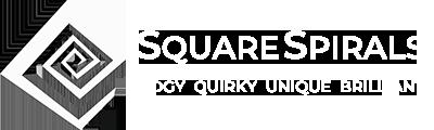 Square Spirals Logo